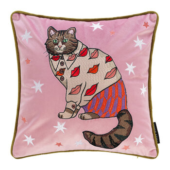Fashion Cat Lips Cushion