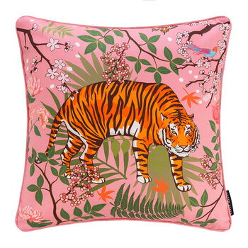 Tiger Blossom Cushion