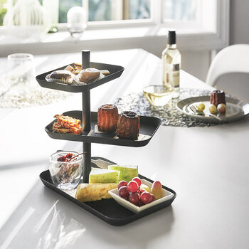 Tower 3 Tier Serving Stand