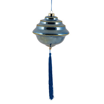 Bell with Tassel Tree Decoration