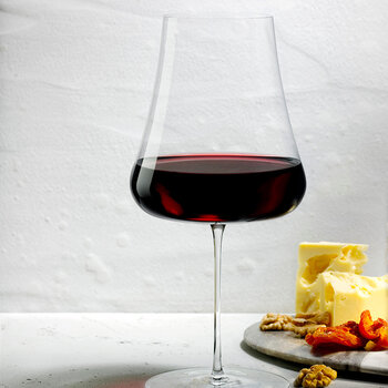 Stem Zero Red Wine Glass