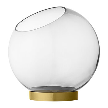 Globe Vase - Brass/Gold - Extra Large