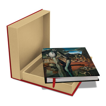 Salvador Dali: The Impossible Collection Book