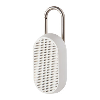 Mino T Bluetooth Speaker - Matt White