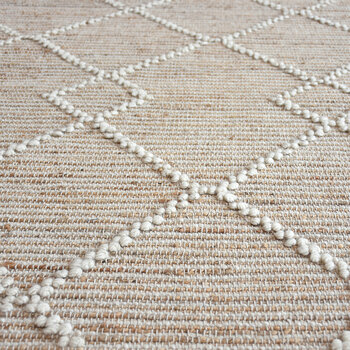 Wamys Rug - Natural/Ivory - 160x230cm