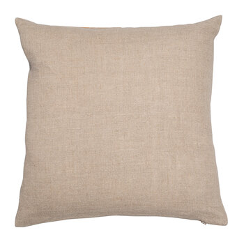 Abstract Pillow - Slate & Natural