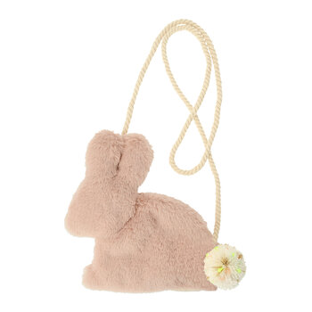 Plush Cross Body Bunny Bag