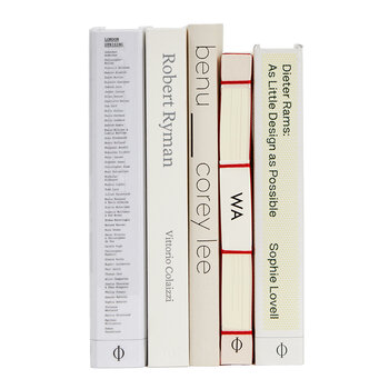 The White Collection Books