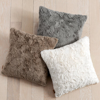 Adalee Pillow 50x50cm - Oyster