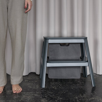 Step It Up Stool - Anthracite
