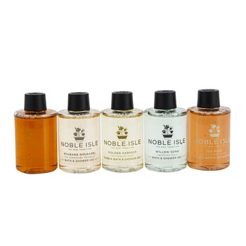 The Classic Collection Shower Gel - Set of 5