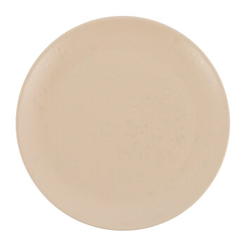 Speckled Dinner Plate - Set of 4 - Taupe