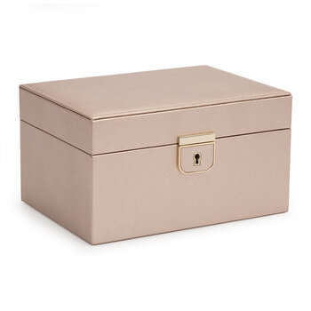 Palermo Jewelry Box - Rose Gold