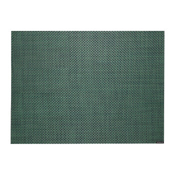 Basketweave Rectangle Placemat - Pine