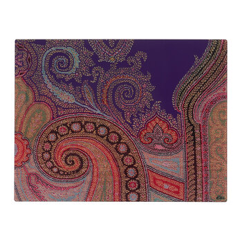 Voyage Au Rajasthan Placemat - Set Of 2 - Patterned