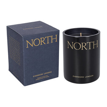 North Clouds & Cool Oud Scented Candle - 300g