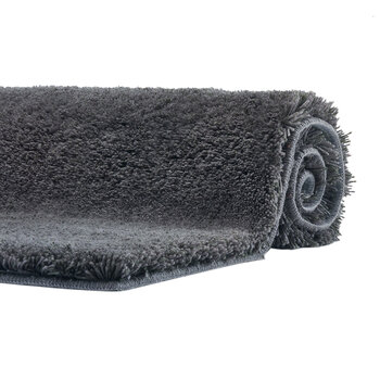 Bela Bath Mat - Dark Grey