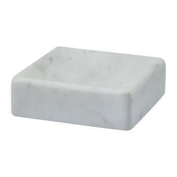 Hammam Soap Dish - White