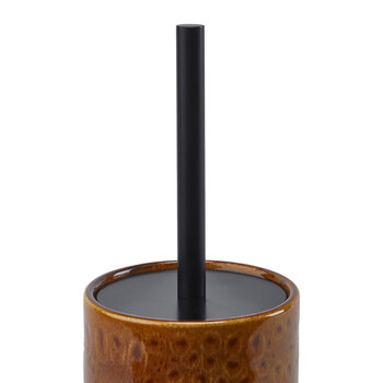 Ugo Toilet Brush Holder - Cinnamon