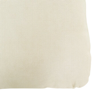 Square Floor Cushion - Blanc