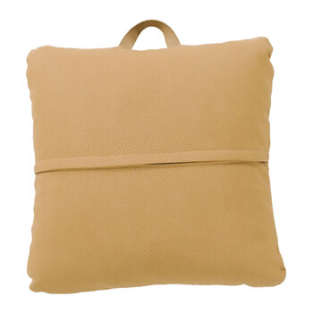 Square Floor Pillow - Camel