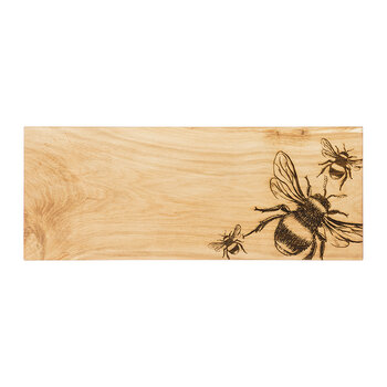 Oak Bee Serving Board - Large