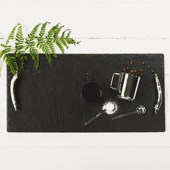 Serving Tray with Chilli Handles