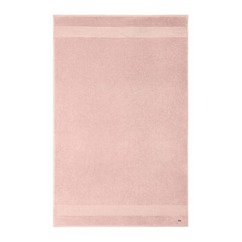 Le Croco Towel - Pale Pink