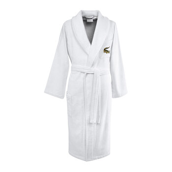 Rene Bathrobe - White