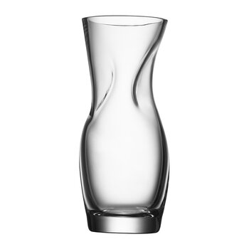 Squeeze Vase - Transparent