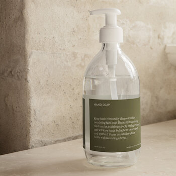 Hand Soap - Clear