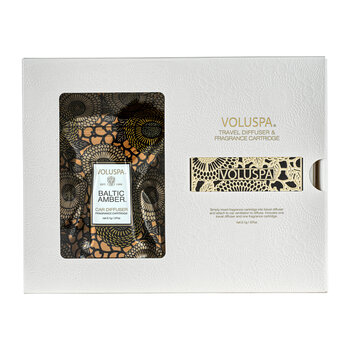 Japonica Travel Diffuser - Baltic Amber