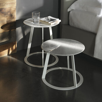 Albino Family Side Table - 45cm - White