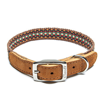 Prater Dog Collar - Sunset
