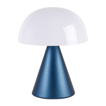 Mina L LED Light - Dark Blue