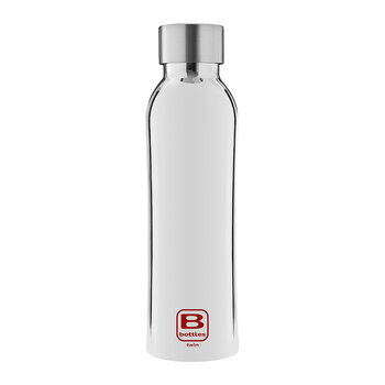Lux Twin Water Bottle - 500ml - Silver