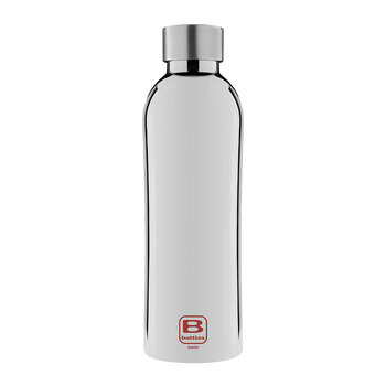 Lux Twin Water Bottle - 800ml - Silver