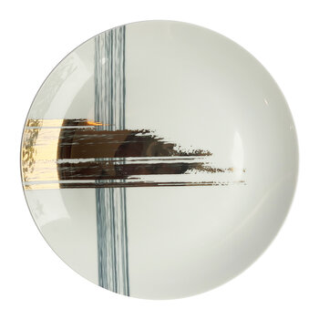 Artisan Brush Dinner Plate - Set Of 2