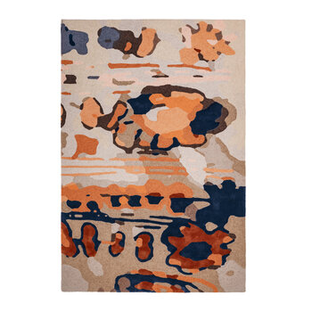 Allotment Rug - Brown - 120x180cm
