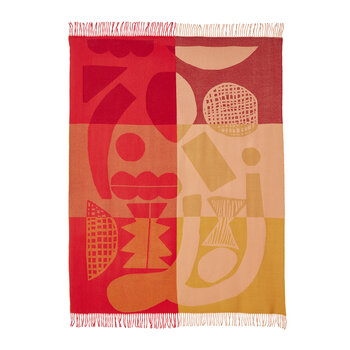 Abstract Shapes Throw