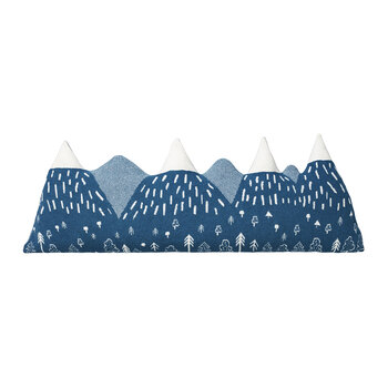 Mountain Peak Bolster Cushion