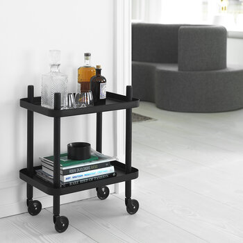Block Table - All Black