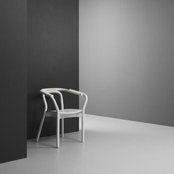 Knot Dining Chair - White