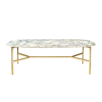 Coast Dining Table - Marble