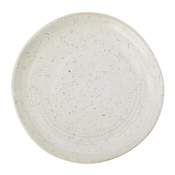 Pion Cake Plate - Set of 4 - Gray/White