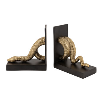 Snake Bookends