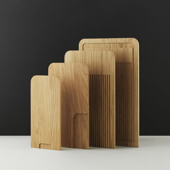 Cutting Board - Oak - Part Bread