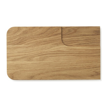Cutting Board - Oak - Part Veggie