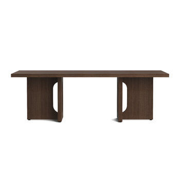 Androgyne Lounge Table - Dark Stained Oak