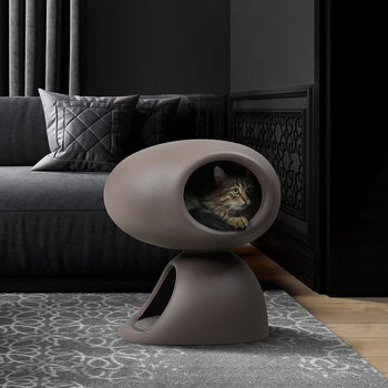 Caverne Chat - Gris Colombe